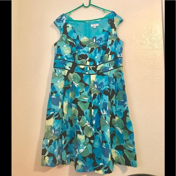 Plus Size women's Dress by Dressbarn